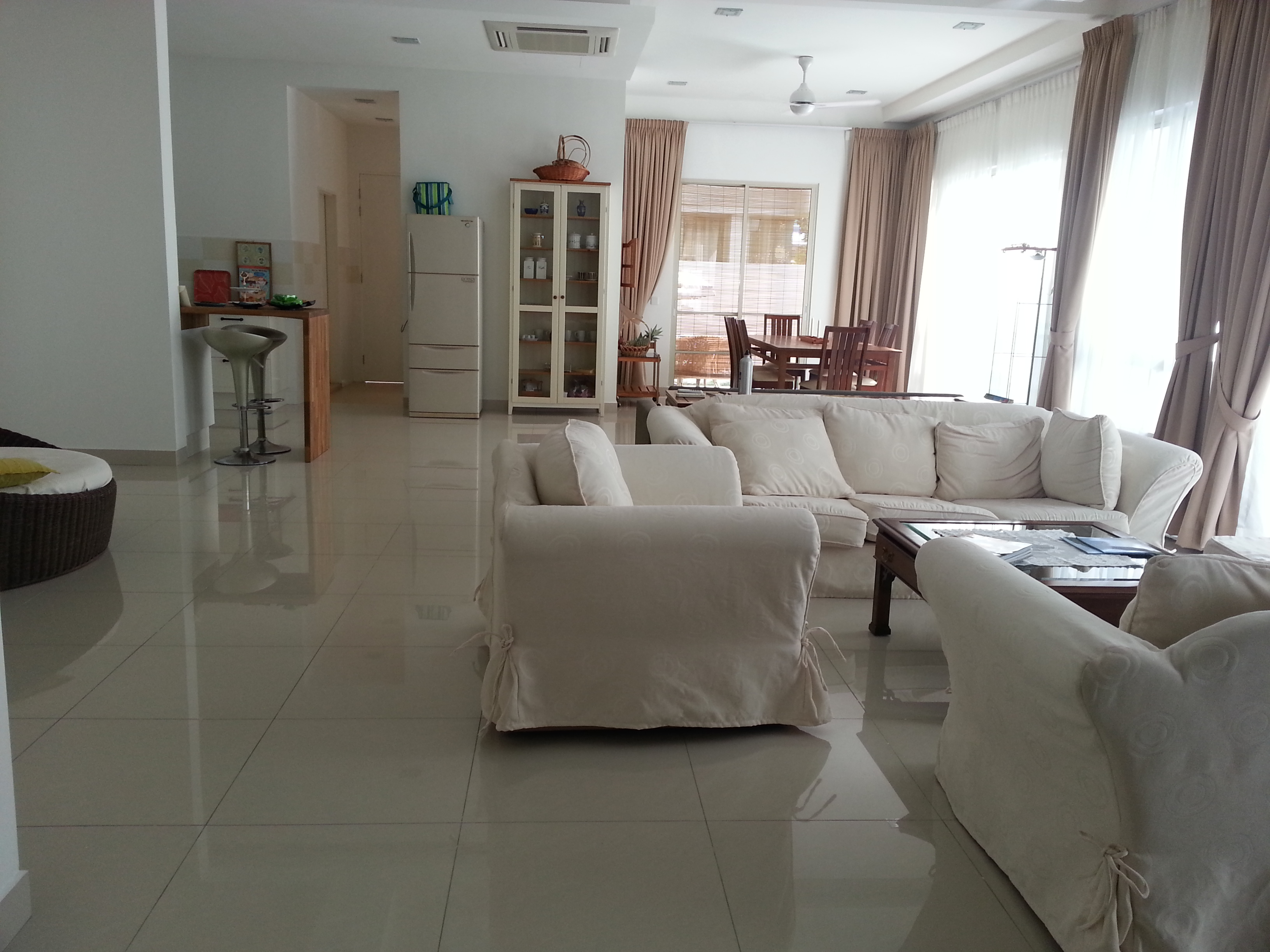 Ascarina, Setia Alam, 2-storey Semi Detached Gated House  出租