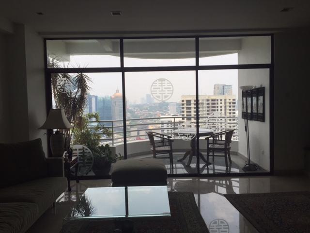 Desa Bangsar Ria, Hill top luxurious condominium