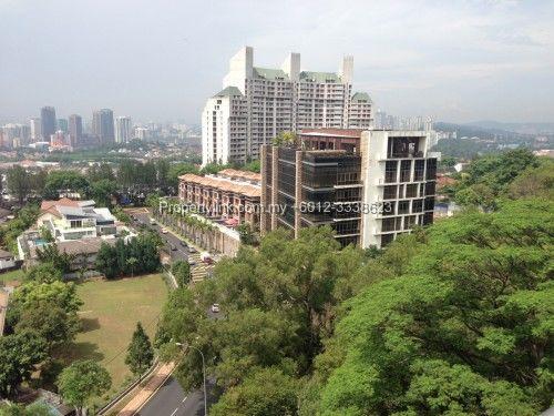 Parkrose Condominium Bangsar