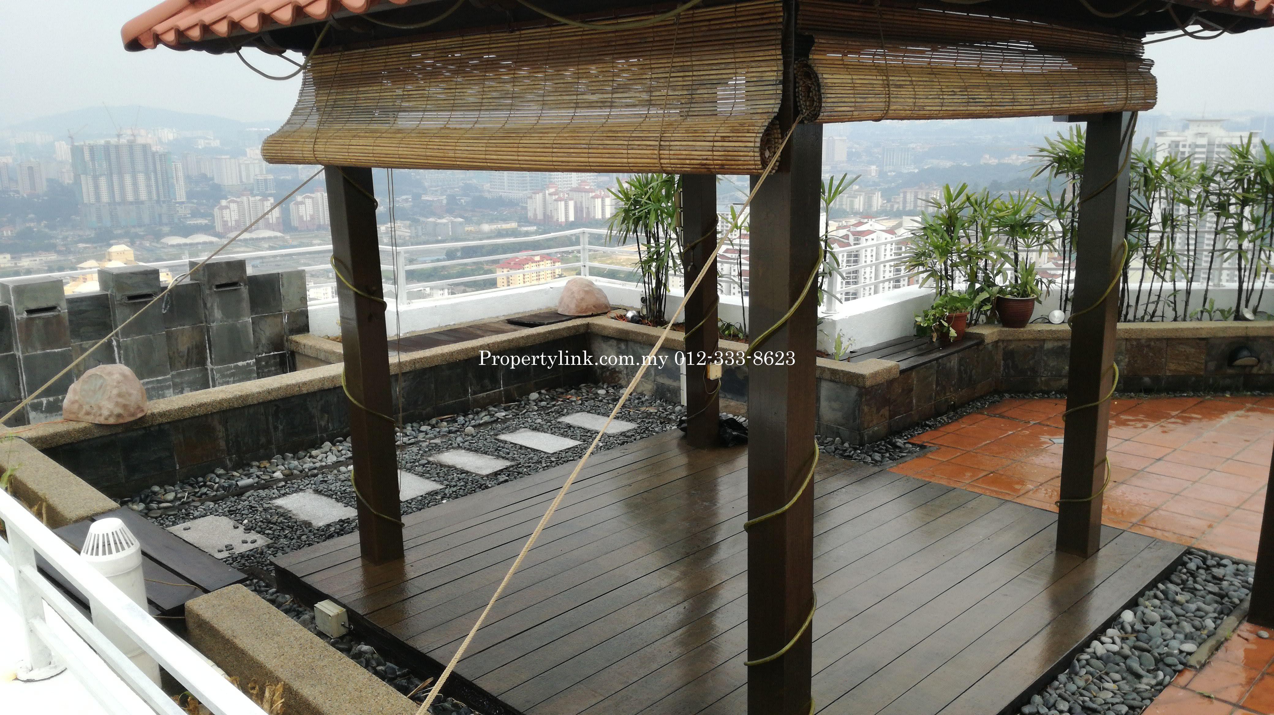 Pantai Panorama Penthouse Bangsar 出售