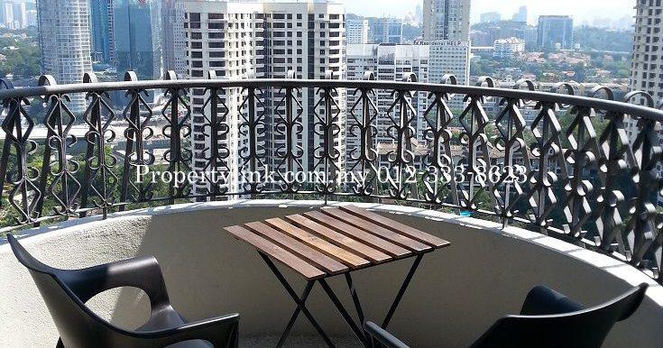 MK 5A Living Hall Balcony