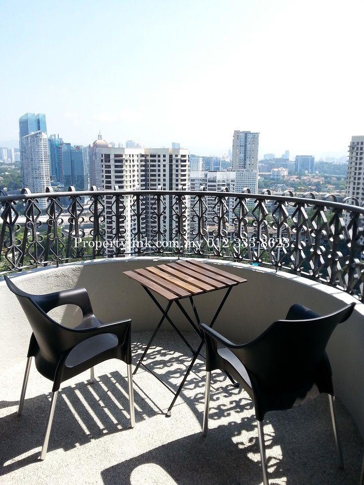 Merak Kayangan condominium, Bangsar