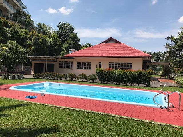 Colonial Bungalow at Lake Gardens in the vicinity of Parliament House/Lake Club 出租