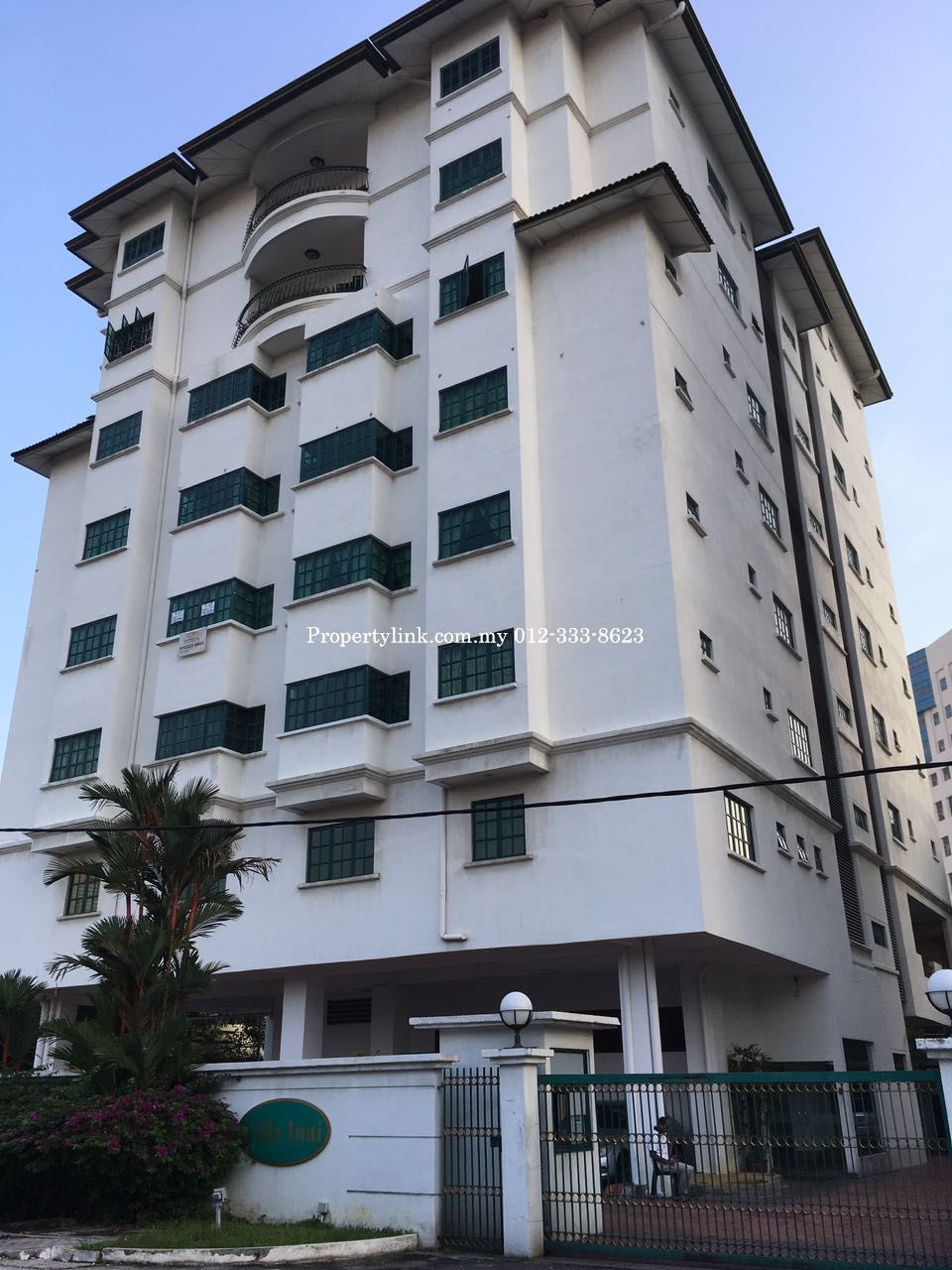 Villa Inai Condominium, KLCC