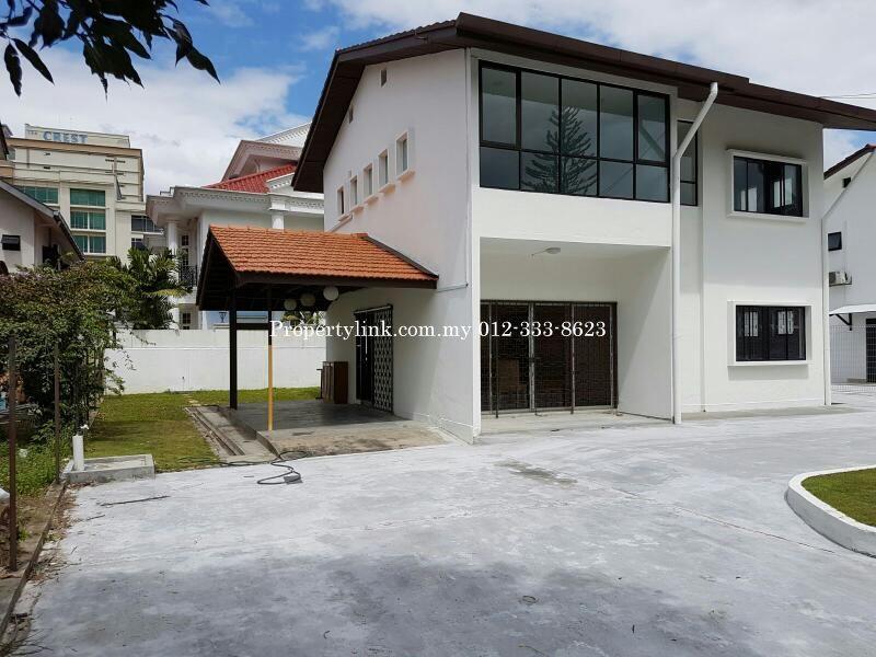 Petaling Jaya (Section 14) 2-storey detached houses