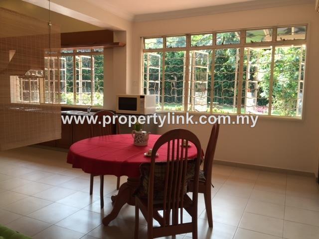 Colonial Bungalow, 1 storey, 4+1 Bedrooms, Bukit Ledang, Off Jalan Duta, Kuala Lumpur, Malaysia, for Rent 出租