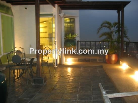 Pantai Panorama Penthouse, Bangsar, Kuala Lumpur, Malaysia, For Rent 出租