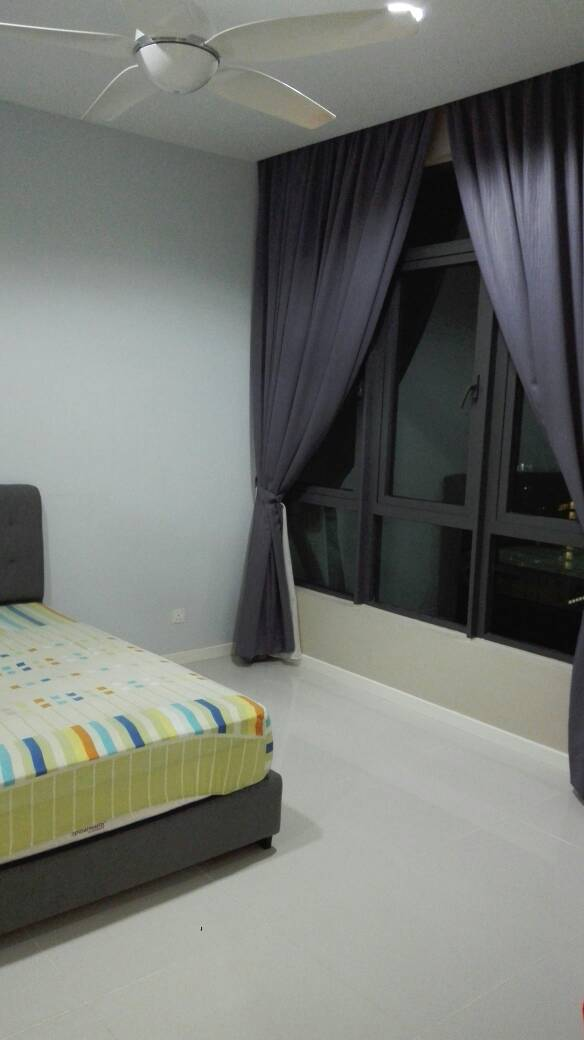 Tropicana Avenue Condominium, Master Bedroom/Carpark, Tropicana, Petaling Jaya, Selangor, Malaysia, For Rent 出租