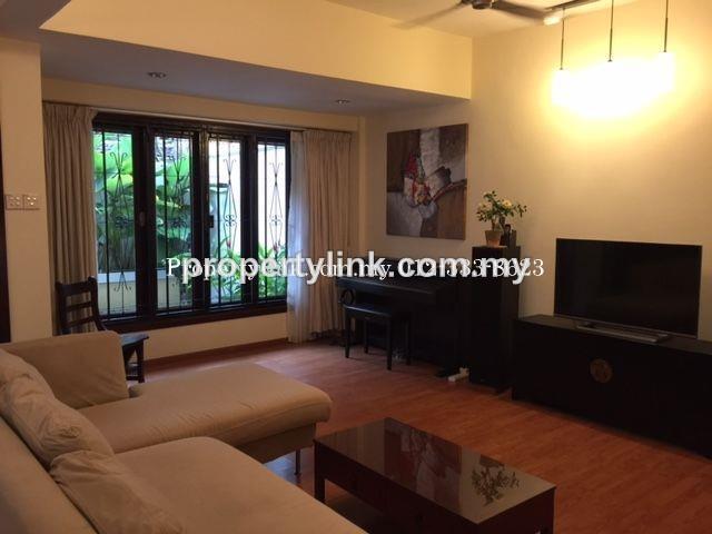 Bangsar Townhouse, Kuala Lumpur, Malaysia For Rent 出租