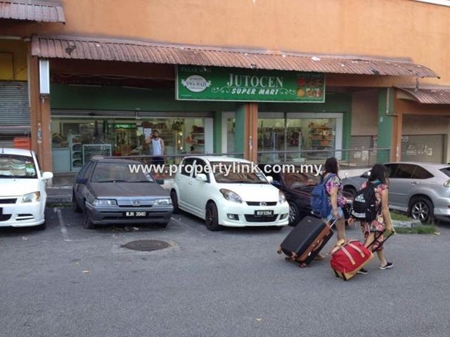 Flora Damansara 2 units Shoplots, Damansara Perdana, Selangor, Malaysia, For Sale 出售