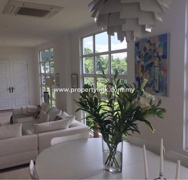Lagenda Damansara Penthouse, Damansara Heights, Kuala Lumpur, Malaysia, For Rent 出租