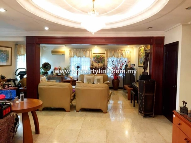 2-Storey Bungalow, Bangsar, Kuala Lumpur, Malaysia, For Sale 出售