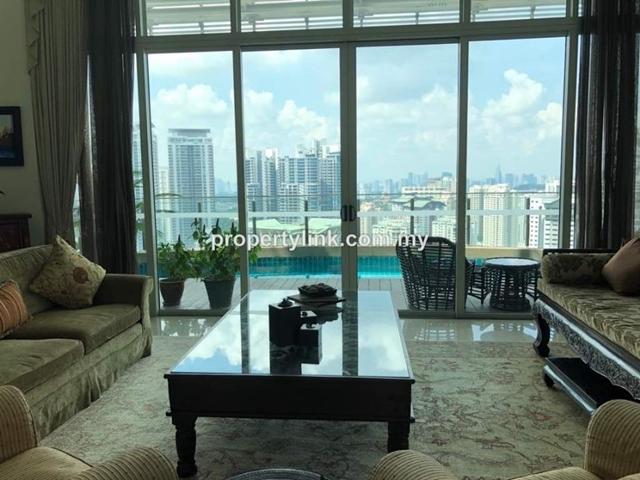 28 Mont Kiara Penthouse, Mont Kiara, Kuala Lumpur, Selangor, Malaysia, For Sale 出售