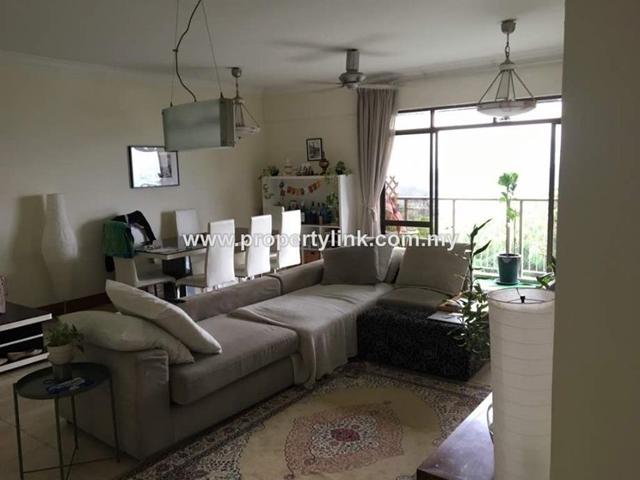 Cascadium Condominium, Bangsar, Kuala Lumpur, Malaysia, For Rent