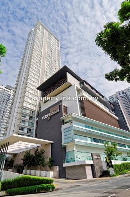 Verve Suites Mont Kiara Condominium, Mont Kiara, Kuala Lumpur, Malaysia, For Rent  出租