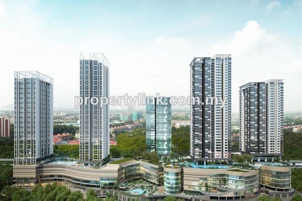 Arnica @Tropicana Gardens Condominium, Kota Damansara, Selangor, Malaysia, For Rent 出租