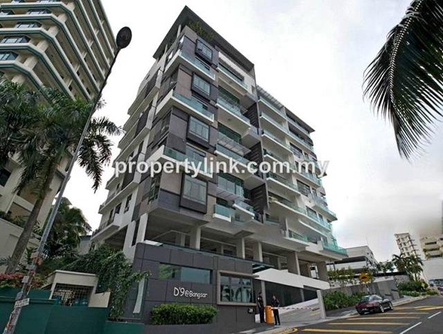 D'9 Bangsar, Luxury Condominium, Bangsar, Kuala Lumpur, Malaysia, For Sale 出售
