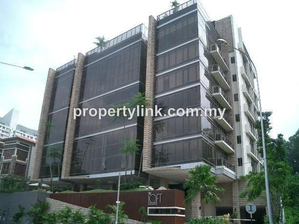 The Loft Condominium, Bangsar, Kuala Lumpur, Malaysia, For Sale 出售
