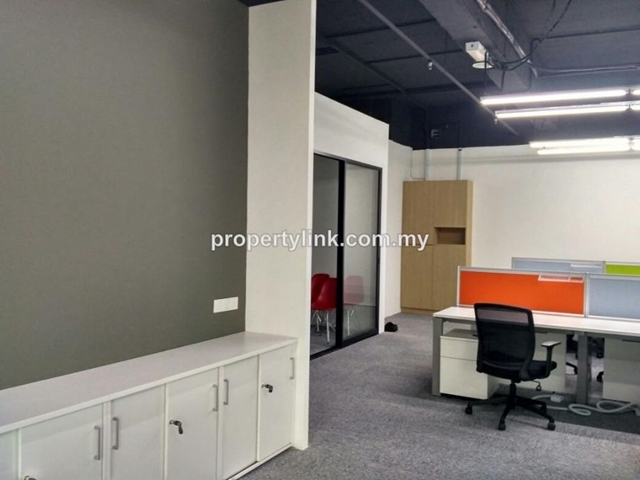 The Vertical 2 Office Suite, Bangsar South, Kuala Lumpur, Malaysia, For Sale 出售