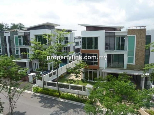 Pool Villas Tropicana Indah Resort Homes, 3-storey Semi-D, Tropicana, Selangor, Malaysia, For Rent 出租