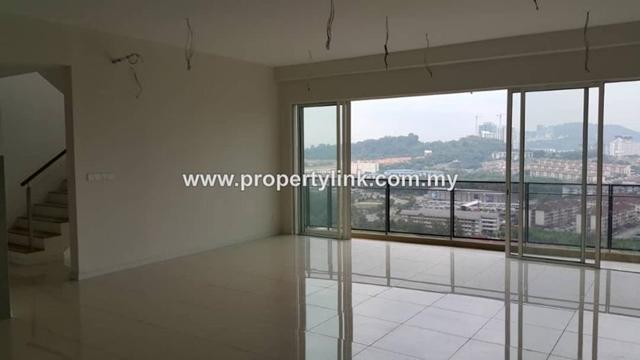Casa Green Penthouse Duplex, Cheras, Selangor, Malaysia, for Sale 出售