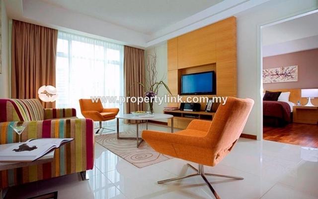 Fraser Place (Lot163) Studio Unit, KLCC, Kuala Lumpur, Malaysia, for Sale 出售