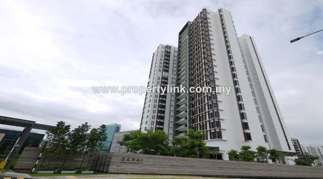 Serai Bukit Bandaraya Condominium, Kuala Lumpur, Malaysia, for Sale 出售