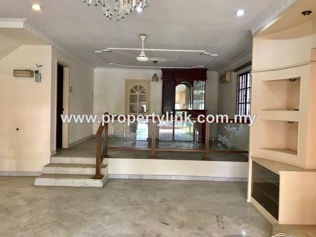 Tropicana Golf & Country Resort, Link House with a Garden, Tropicana, Petaling Jaya, Selangor, Malaysia, For Sale 出售