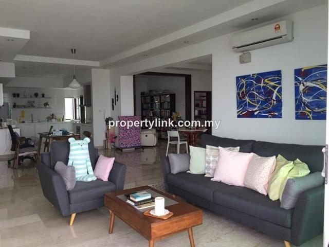 Desa Bangsar Ria Hilltop Condominium, Bangsar, Kuala Lumpur, Malaysia, for Rent 出租