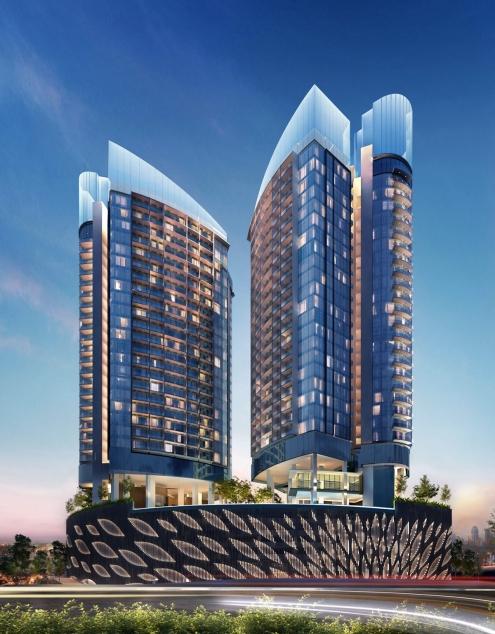 Pavilion Damansara Heights Serviced Suites, Kuala Lumpur, Malaysia, for Sale 出售