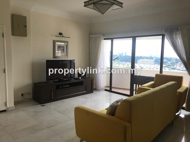Jamnah View Condominium, Bangsar, Kuala Lumpur, Malaysia, for Rent 出租