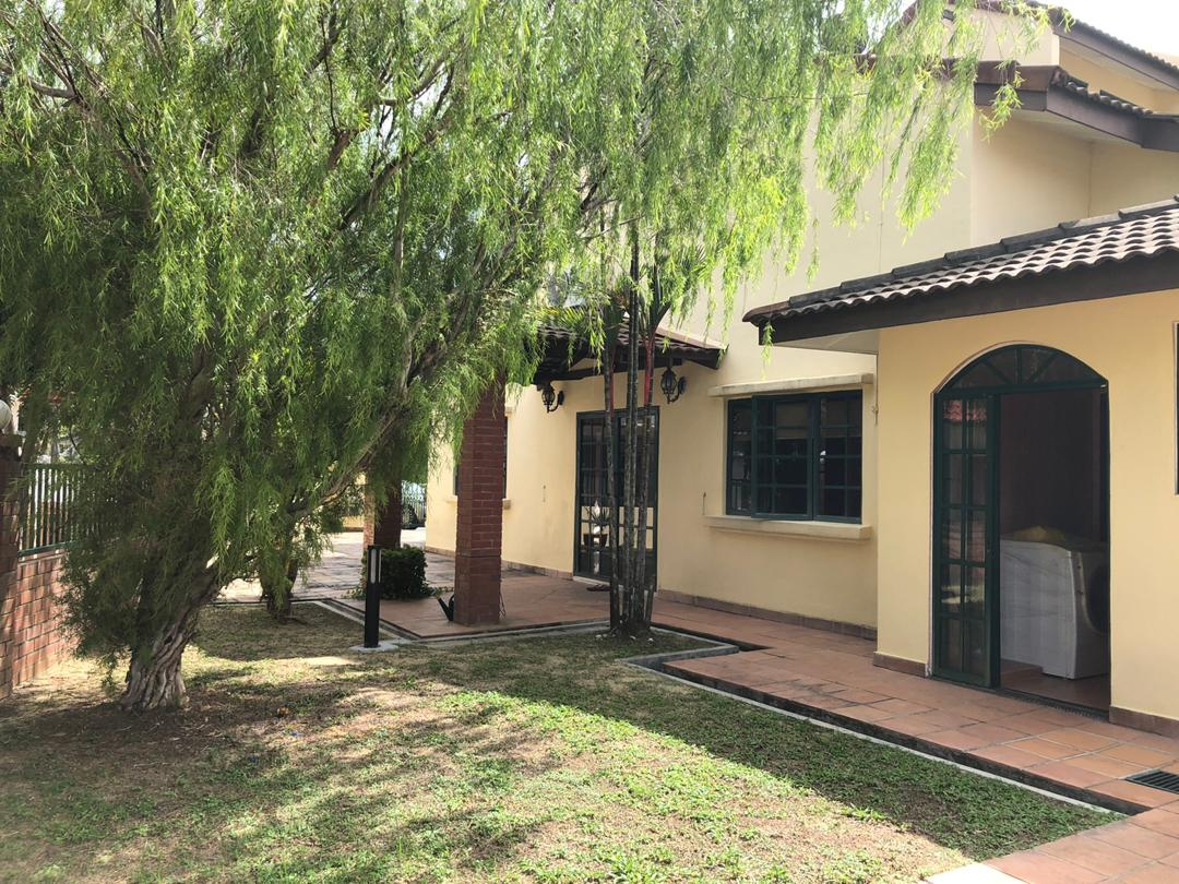 Tropicana Indah Link House, Single Storey extra with land, for Sale 出售 Web ID TR00228S