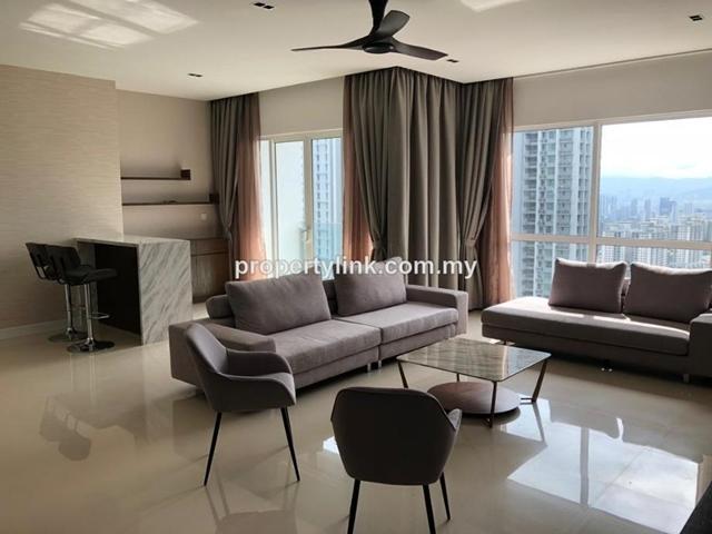 Pavilion Damansara Heights Condominium, Kuala Lumpur, Malaysia, for Rent 出租