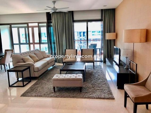 Seni Mont Kiara Condominium, Mont Kiara, Kuala Lumpur, Malaysia, for Rent 出租