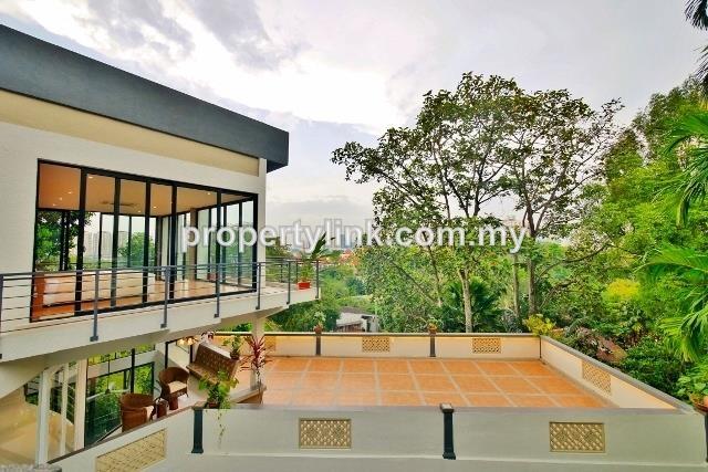 Luxury Bungalow Bukit Tunku, Kenny Hills, Kuala Lumpur, Malaysia, for Sale 出售