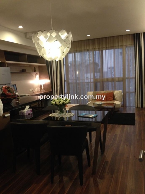 Verve Suites Condominium, Verdant Luxe, 2 Bedrooms, Mont Kiara, Kuala Lumpur, Malaysia, For Rent 出租