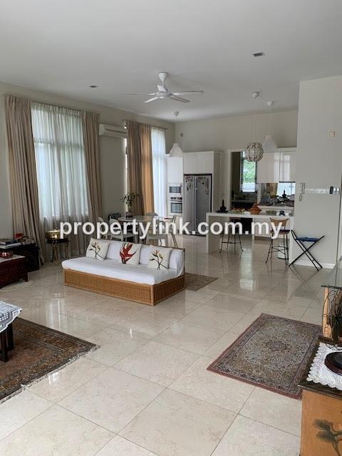 Semi-D Bungalow, Sri Hartamas, Mont Kiara, Kuala Lumpur, for Rent 出租