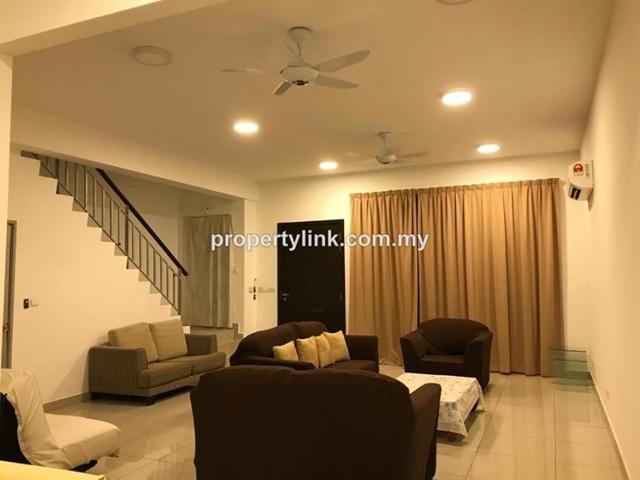 Horizon Hills 2-Storey Link House, Nusajaya, Johor, Malaysia, for Rent 出租